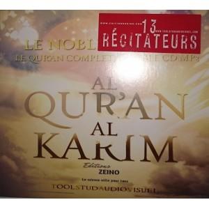 CD MP3 AL QU'RAN AL KARIM