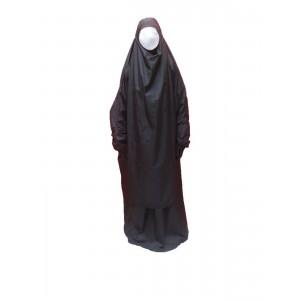 Jilbab imperméable 1 pièce
